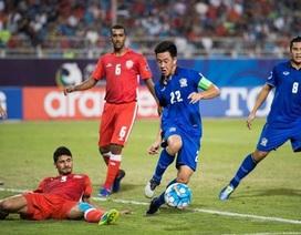 Thắng sát nút Myanmar, U22 Thái Lan vào chung kết SEA Games 29