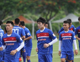 U22 Việt Nam rèn quân tại TPHCM, chuẩn bị cho vòng loại U23 châu Á