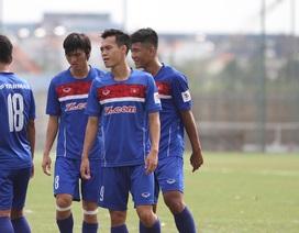 U22 Việt Nam lại gặp may ở môn bóng đá nam SEA Games 29