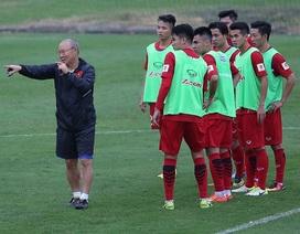 Đấu Myanmar, HLV Park Hang Seo dùng sơ đồ chiến thuật 3-5-2?