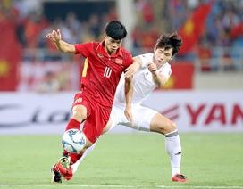"""HLV Lê Thuỵ Hải: """"U22 Việt Nam hạn chế quá nhiều về dứt điểm"""""""