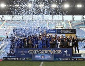 CLB Ulsan Hyundai mang nhiều siêu sao đấu U23 Việt Nam tại Hàng Đẫy