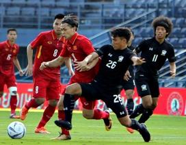 Vì sao U23 Việt Nam chỉ thắng Thái Lan ở giải giao hữu?