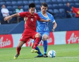 U23 Việt Nam và tử huyệt nơi hàng thủ