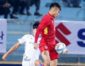 U23 Việt Nam vẫn còn khoảng cách lớn giữa đội hình chính thức và dự bị