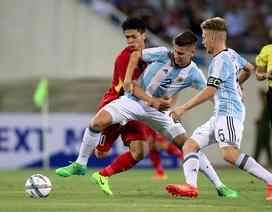 """""""Trận U23 Việt Nam-U20 Argentina chỉ là thương mại hóa, không có tính chuyên môn"""""""