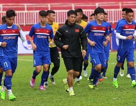 U22 Việt Nam loại 4 cầu thủ trước khi dự vòng loại U23 châu Á