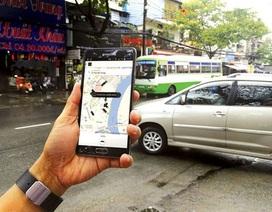 """Uber, Grab đã """"khai tử"""" hơn 3.000 xe taxi truyền thống tại Sài Gòn"""