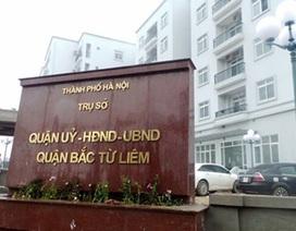 Hà Nội phê bình quận chậm thi hành án khi thua kiện 3 công dân