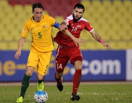 Australia và trận quyết đấu với Syria vì tấm vé dự World Cup