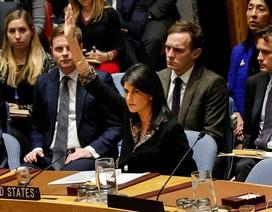 """Điều gì xảy ra sau """"cú sốc Jerusalem"""" của Mỹ tại Liên Hợp Quốc?"""