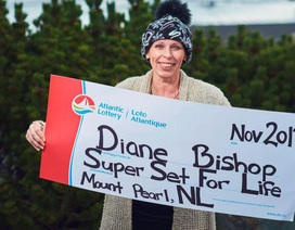 Trúng số 34 tỷ đồng, người phụ nữ đột nhiên có tiền chữa ung thư
