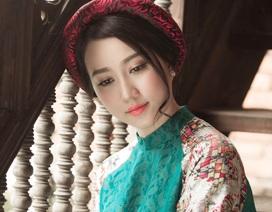 """""""Bạn gái"""" màn ảnh Sơn Tùng M-TP rưng rưng ngày Tết vắng bố"""