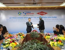 Tân Á Đại Thành và Dow Water & Process Solutions hợp tác phát triển sản phẩm R.O tại Việt Nam
