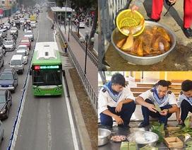 Dải phân cách cho buýt nhanh và sự khốn khổ do tắc đường