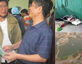 """Hồ Thành Công """"toàn vẹn"""", container đè bẹp xe con"""