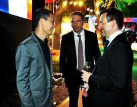 Wiko cùng Đại sứ quán Pháp tổ chức Lễ kỷ niệm mừng Quốc khánh nước Pháp tại Hà Nội