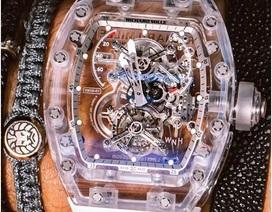RM 56 sapphire của Richard Mille xuất hiện trên sàn đấu giá danh tiếng