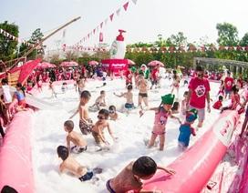 Vùng Đất Tò Mò - Sân chơi đẳng cấp cho trẻ được tạo lập bởi người Việt Nam