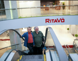 Tỷ phú Mỹ xông đất RitaVõ đầu năm 2017