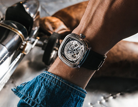 SevenFriday tiếp tục ra thiết kế mới trong suốt