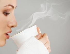 Những lợi ích khi uống nước nóng