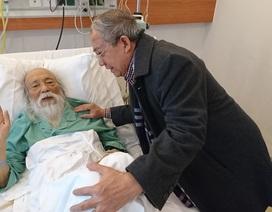 """GS Trần Văn Nhung: """"Tôi phải gọi ông Văn Như Cương bằng Thầy theo mọi nghĩa"""""""