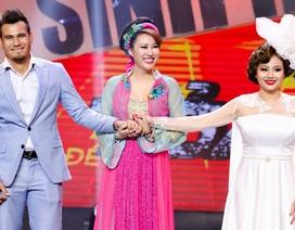 Phi Thanh Vân bị loại vì hát yếu, hụt hơi trên sóng truyền hình