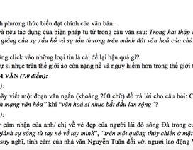 """""""Tiếng Việt thành Tiếq Việt"""" lại vào đề Văn bàn về văn hóa tranh luận"""