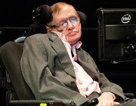 """Giáo sư Stephen Hawking chỉ tên """"sát thủ"""" của nhân loại"""