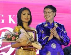 """Nữ sinh tuổi 17 đăng quang """"Ngôi sao Việt Đức 2017"""""""