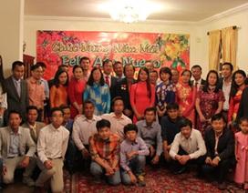 Đại sứ quán Việt Nam tại Venezuela tổ chức Tết cổ truyền dân tộc