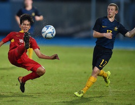 Vượt qua Australia, U15 Việt Nam gặp Thái Lan ở chung kết