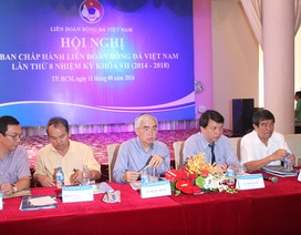 VFF họp Ban chấp hành: Chuyện SEA Games và chuyện V-League