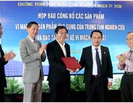 Sản phẩm vi mạch của ICDREC được định giá hơn 290 tỷ đồng