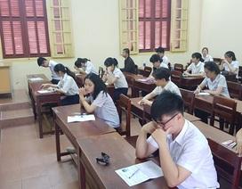 Môn thi Ngữ văn: 37 thí sinh bị đình chỉ thi