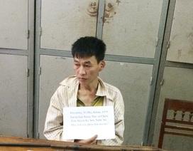 4 trinh sát quật ngã đối tượng buôn ma túy trang bị mìn tự chế