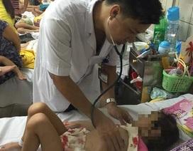 Sau sốt cao một ngày, bé gái bị rối loạn nhịp vì viêm cơ tim