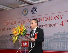 Học viện Tài chính trực tiếp tuyển sinh DDP cấp 2 bằng đại học từ 22,5 điểm trở lên