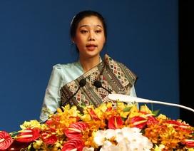 """Sinh viên Việt - Lào nói về """"tài sản vô giá"""" của hai nước"""
