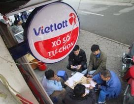 Dân đổ xô mua xổ số, Vietlott thu gần 1.600 tỷ đồng