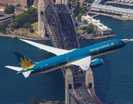Hàng không quốc gia Việt Nam tiếp tục sánh ngang với Pháp, Đức, Nhật