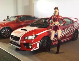 Triển lãm ôtô Quốc tế Việt Nam 2017 vắng hàng loạt thương hiệu lớn