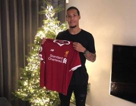 Liverpool chính thức sở hữu trung vệ thép với giá 75 triệu bảng