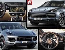 So sánh chi tiết Porsche Cayenne thế hệ cũ và mới