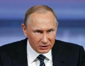 Tên lửa Triều Tiên rơi gần Nga, ông Putin bày tỏ lo ngại