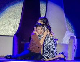 MC Vũ Mạnh Cường khiến khán giả òa khóc với bi kịch người chồng ung thư