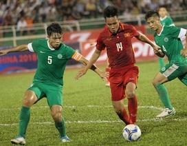 HLV Hữu Thắng lo ngại cho thể lực của U22 Việt Nam