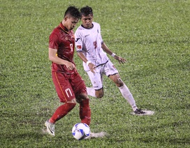 U22 Việt Nam 4-0 U22 Đông Timor: Công Phượng lập cú đúp