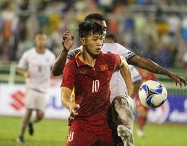 """""""Công Phượng chơi tốt, U22 Việt Nam đã sẵn sàng cho SEA Games"""""""